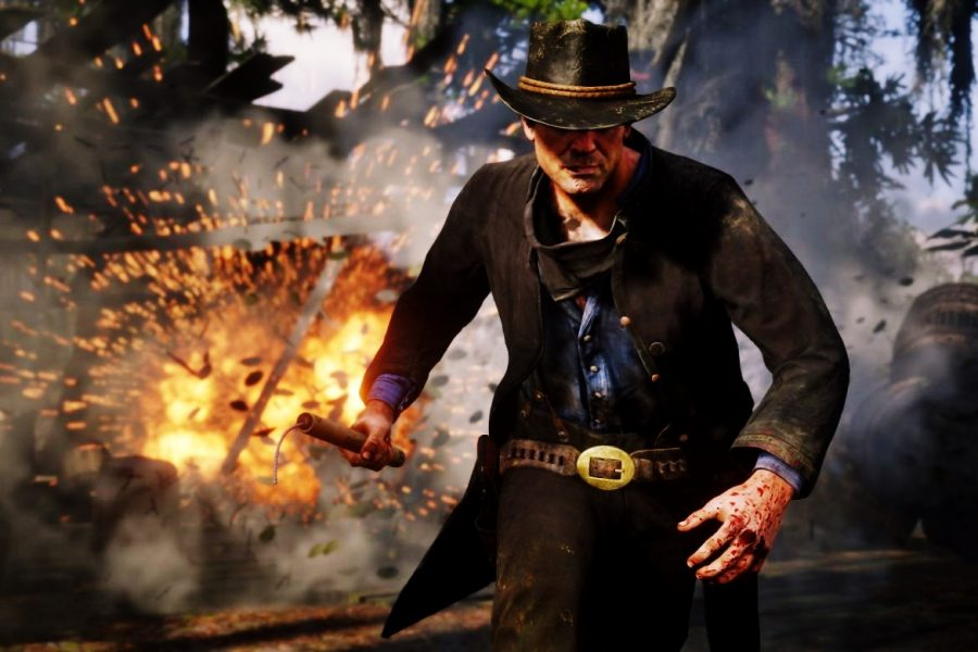 Red Dead Redemption 2 PC görüntüleri