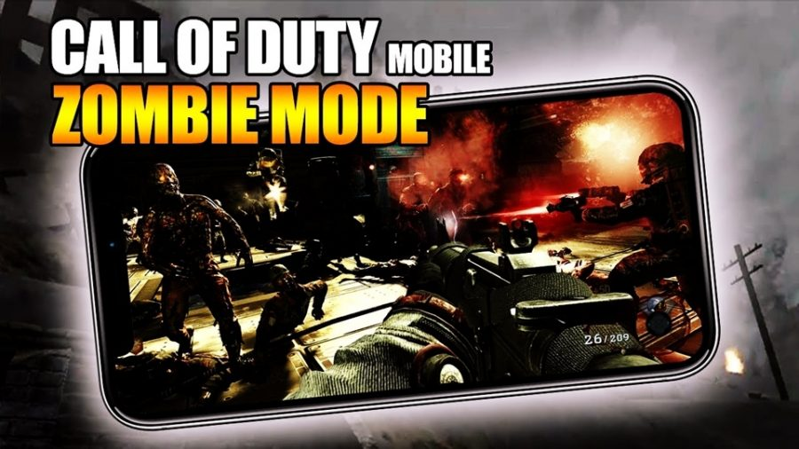 call of duty mobile zombi modu