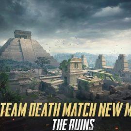 PUBG Mobile'den Yeni Harita The Ruins Müjdesi