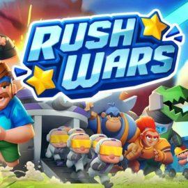 Rush Wars  Oyunu İptal Edildi