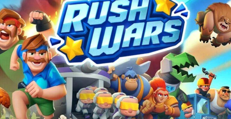 rush wars oyunu iptal edildi