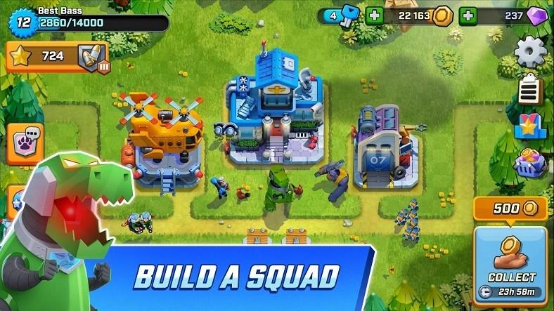 rush wars oyunu iptal edildi mi - Rush Wars Oyunu İptal Edildi