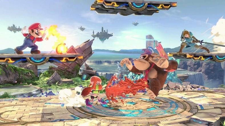 Super Smash Bros Ultimate En Çok Satan Oyun Oldu