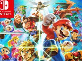 Nintendo Super Smash Bros Ultimate Oyunu