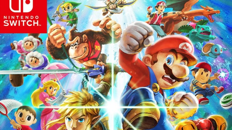 En Çok Satan Oyunu Super Smash Bros Ultimate
