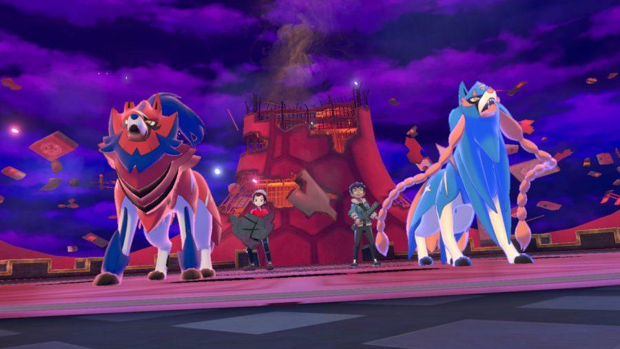 pokemon sword shield hızlı level kasma