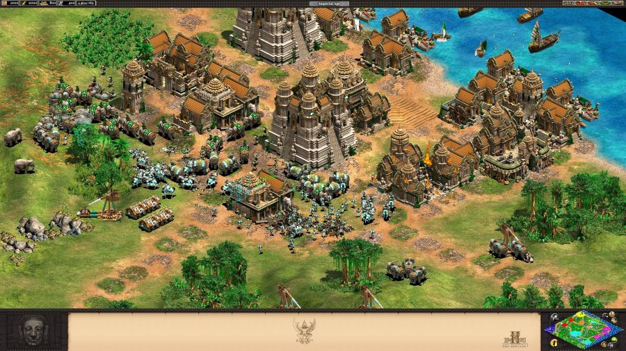 Age Of Empires 2 - Düşük Sistem Gereksinimli Oyunlar