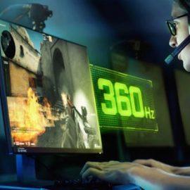 Asus ve NVIDIA 360 Hz Monitör Tanıtımı Yaptı