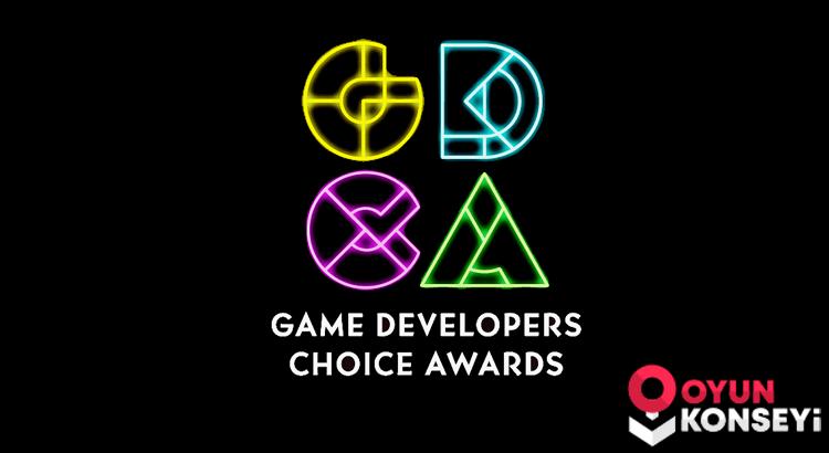 Game Developers Choice Awards 2020 adayları