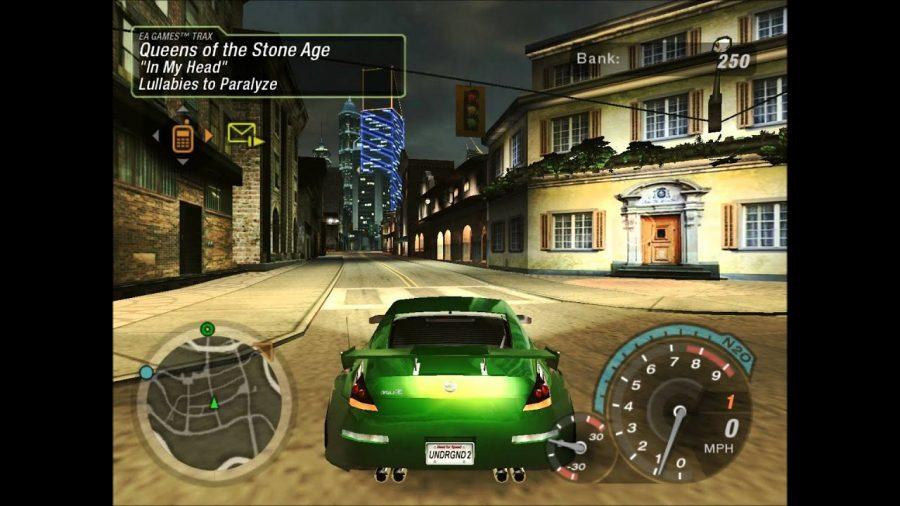 Need For Speed Underground 2 - Düşük Sistem Gereksinimli Oyunlar
