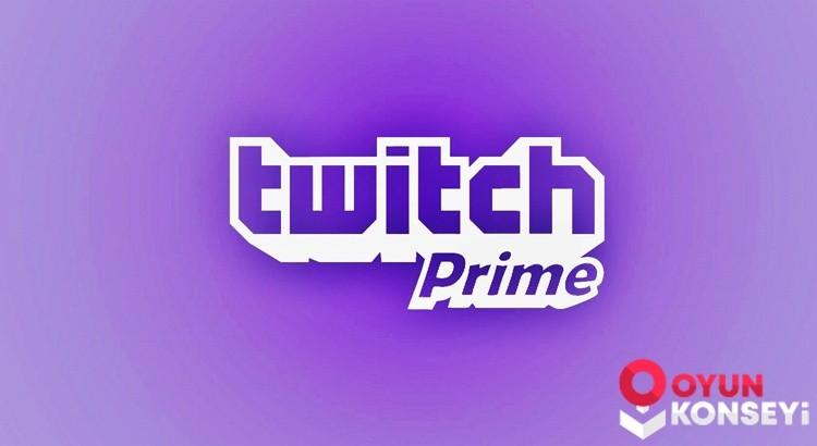 Twitch Prime Üyesi Olun ve 10 Adet Oyun Kazanın!