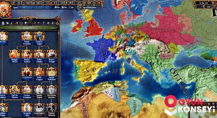 Humble Bundle, Europa Universalis Kampanyası Yaptı!