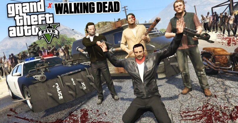 gta 5 zombie apocalypse modu