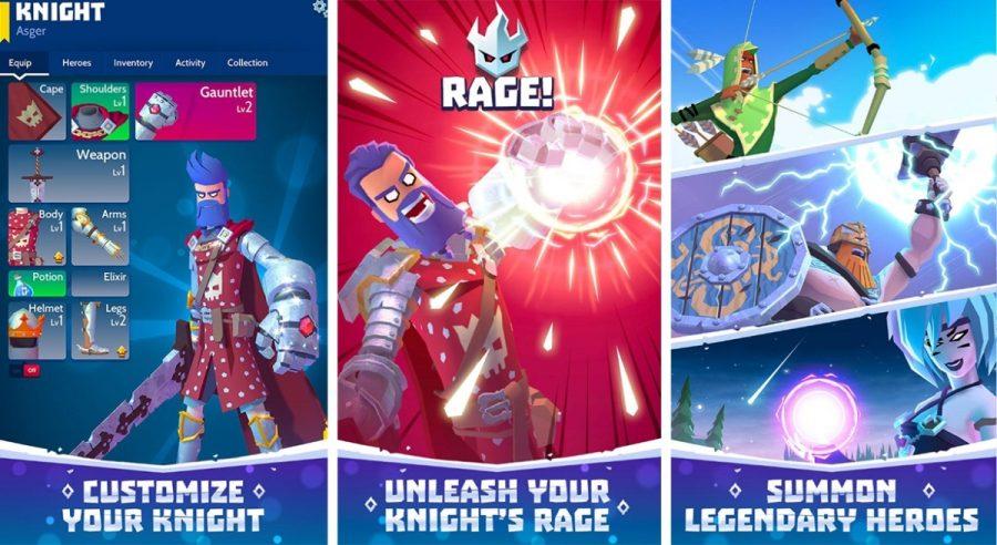 knighthood oyunu indir - Candy Crush Saga'ın Yapımcısı, Knighthood Adlı Oyunu Yayınladı