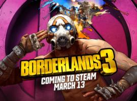 borderlands 3 steamde yayınlandı