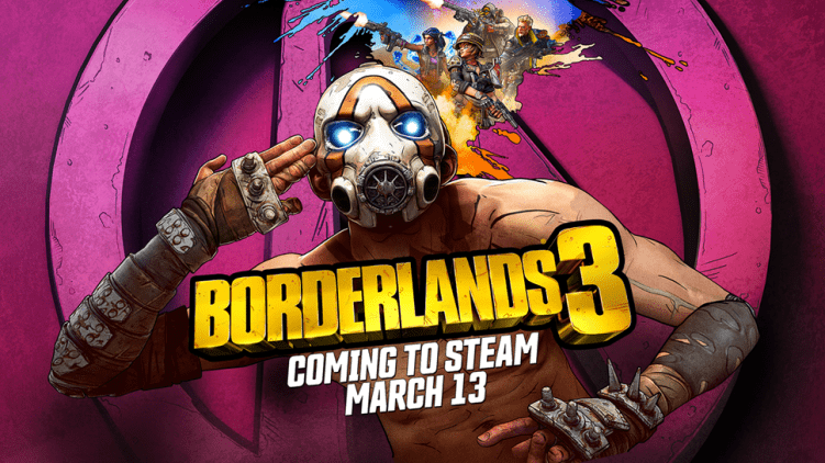 Borderlands 3 Steam'de Yüzde 50 İndirime Girdi