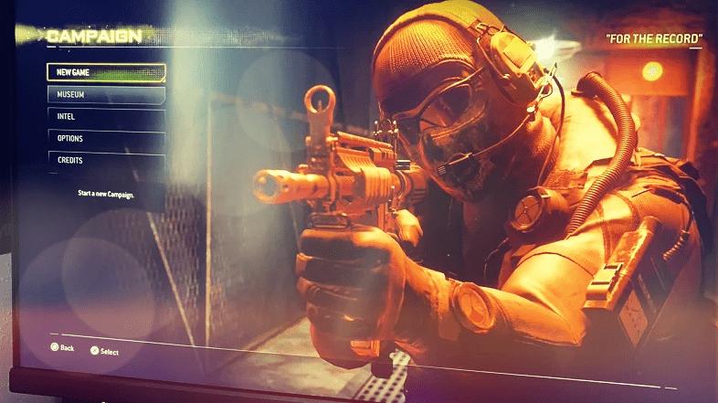 call of duty modern warfare 2 ekran görüntüsü