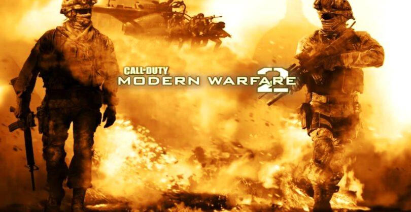 call of duty modern warfare 2 remastered sızdırıldı