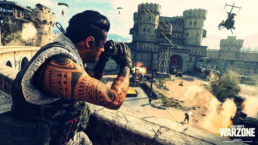 call of duty warzone modu - Call of Duty Warzone Battle Royale Modu Geliyor