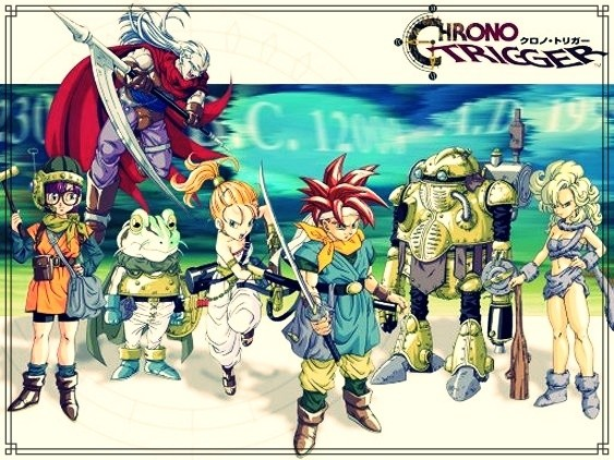 chrone trigger