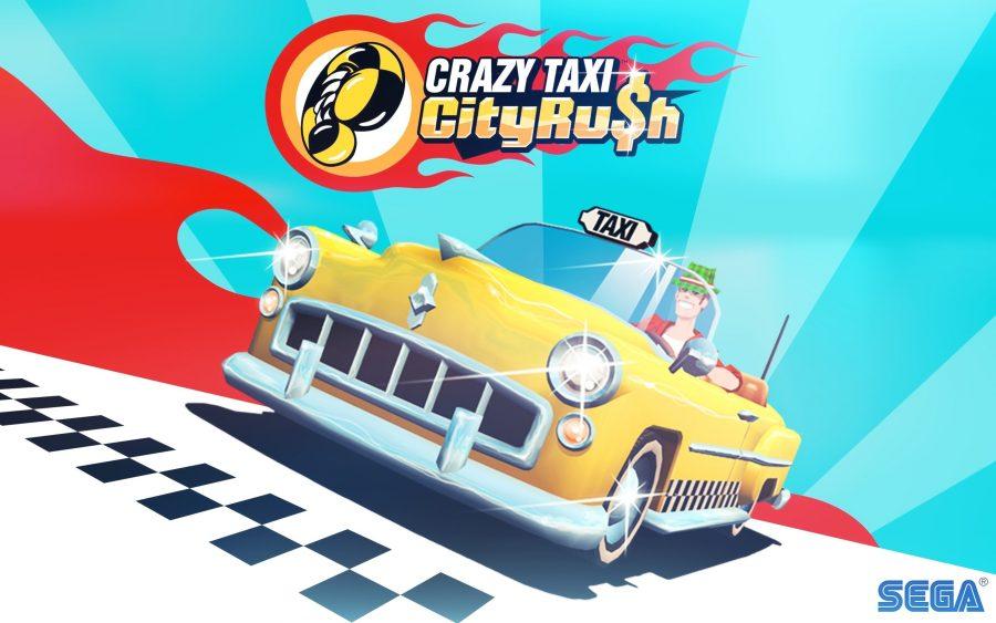 crazy taxi mobil indir