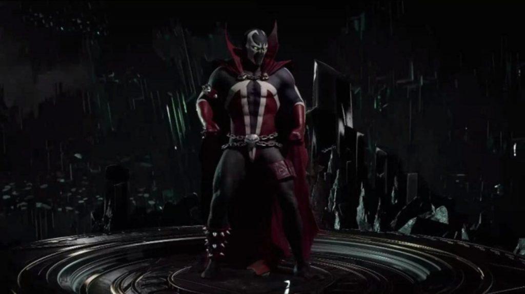 mortal combat yeni karakter spawn