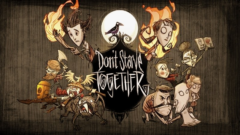 Dont Starve Together co op oyun oneri - En iyi Co-op oyunlar