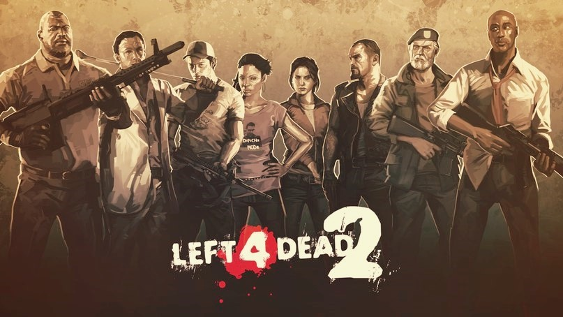 Left 4 Dead 2 co op oyun oneri - En iyi Co-op oyunlar