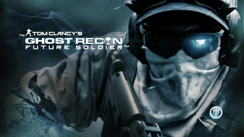 Tom Clancys Ghost Recon Future Soldier co op games - En iyi Co-op oyunlar