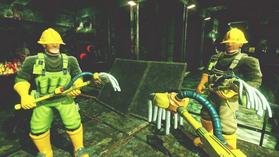 Viscera Cleanup Detail - En iyi Co-op oyunlar