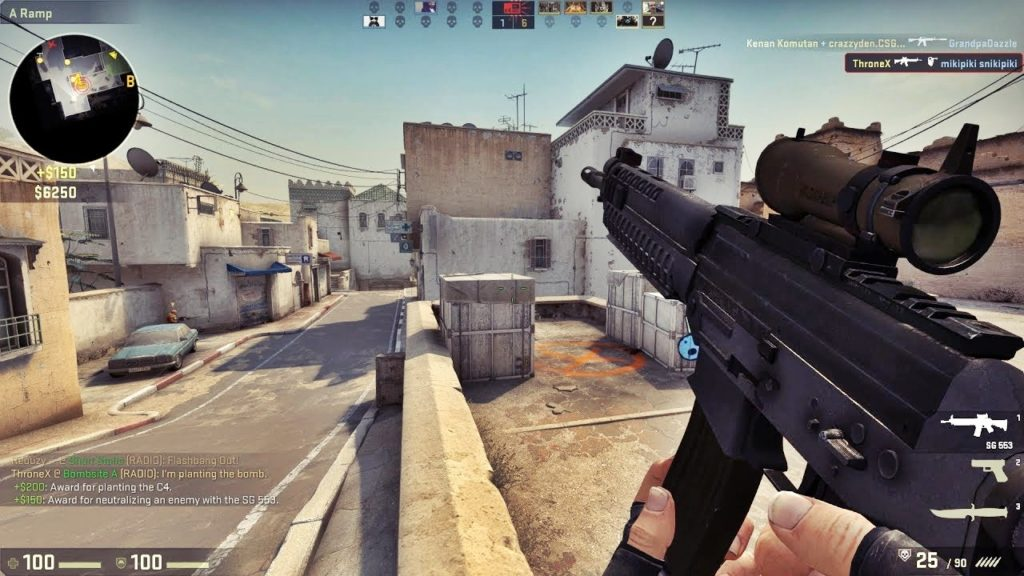 cs go yeni oyuncu rekoru 1024x576 - Counter Strike: Global Offensive Yeni Rekor Kırdı !