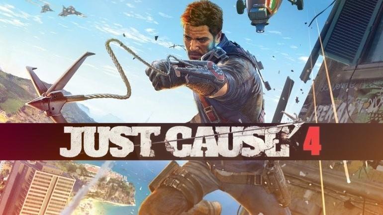 Just Cause 4 Haftaya Ücretsiz Olacak