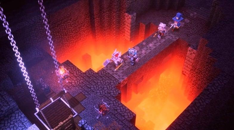 minecraft dungeons ne zaman çıkacak