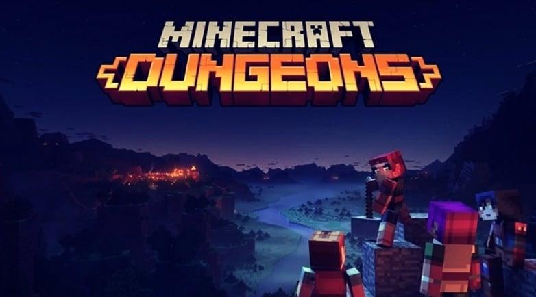minecraft dungeons on siparise acildi - Minecraft Dungeons Ön Siparişe Açıldı, Çıkış Tarihi Ertelendi!