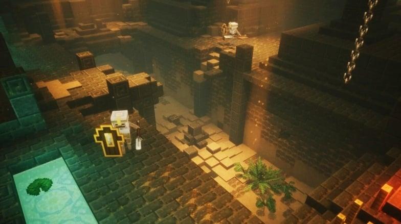 minecraft dungeons yayınlandı