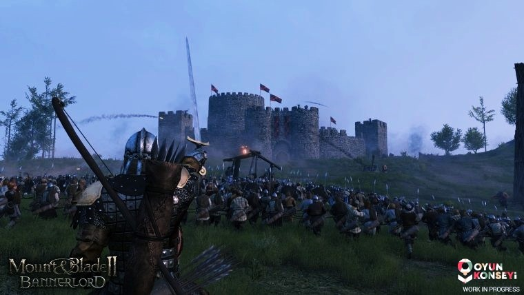 mount blade 2 bannerlord parti savaşları - Mount & Blade 2 Bannerlord Taktikleri