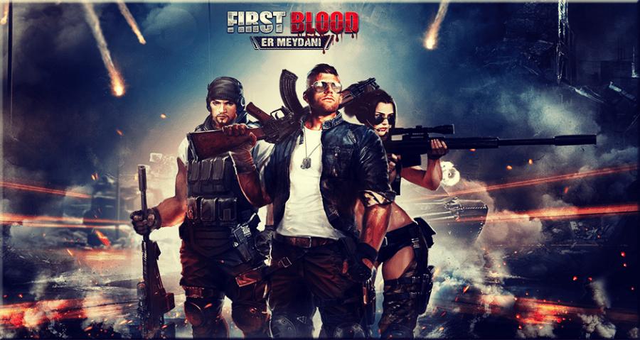 tarayıcı tabanlı oyunlar first blood - Web Tabanlı Oyunlar, Web Tabanlı Oyunlar Listesi