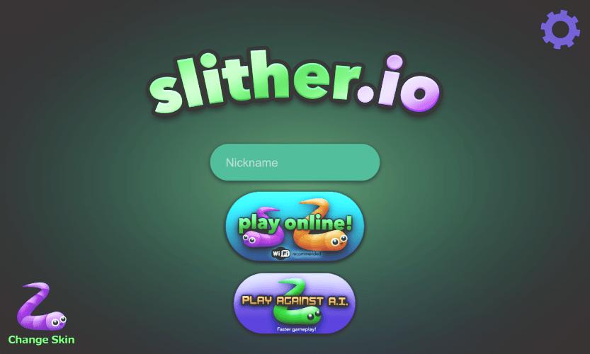 tarayıcı tabanlı oyunlar slither io - Web Tabanlı Oyunlar, Web Tabanlı Oyunlar Listesi