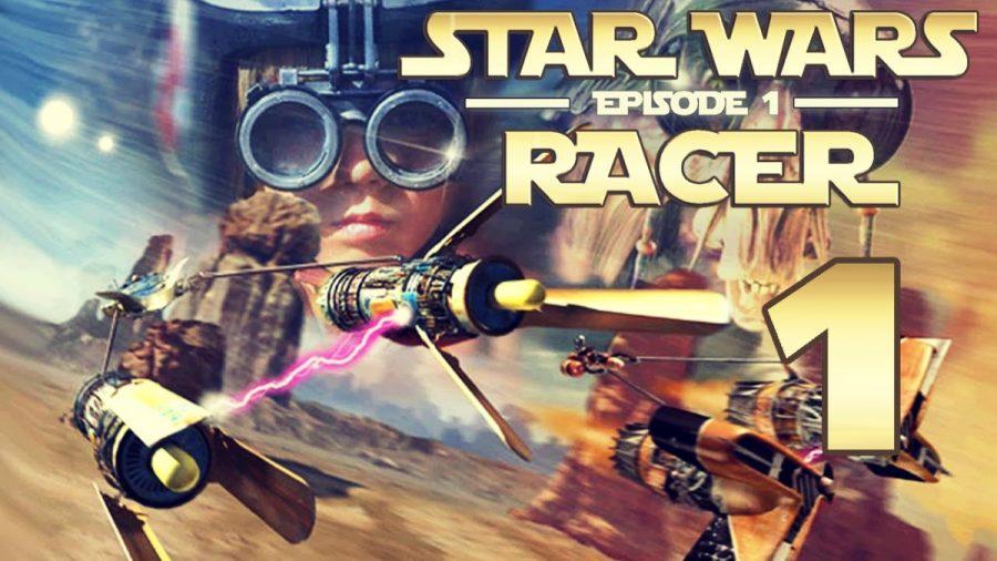 Star Wars Episode 1 Racer - Mayıs Ayında Çıkacak Oyunlar Listesi