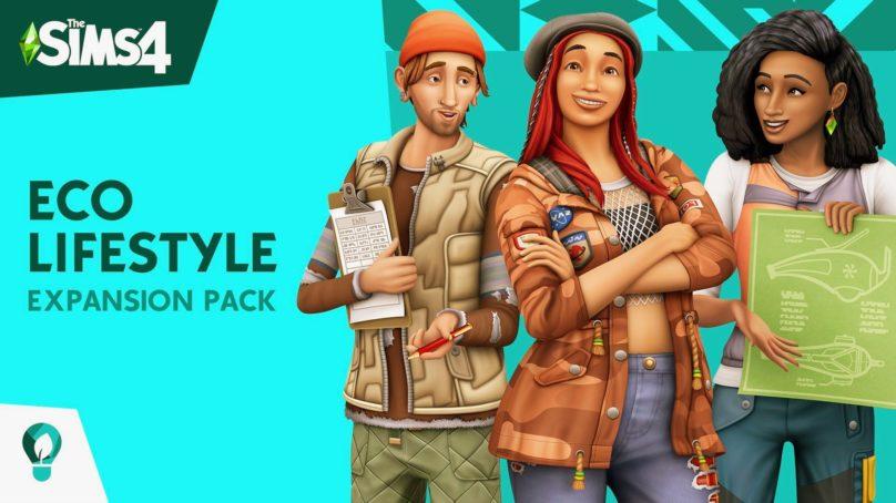 The Sims 4: Eco Lifestyle Expansion Pack, 5 Haziranda Yayınlanacak