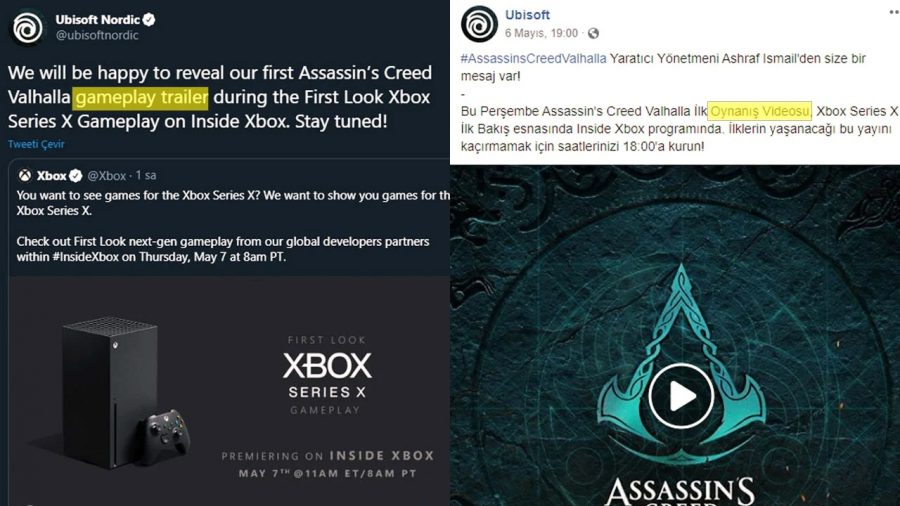 assassins creed vallhalla tepkilere neden oldu
