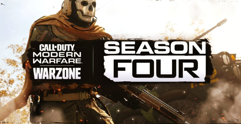 call of duty warzone 4. sezon
