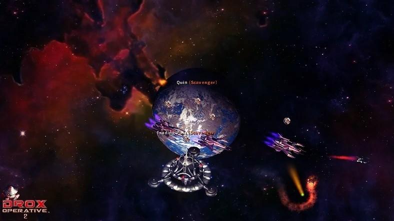 drox operative ölümcül yıldız gemisi - Drox Operative 2 Erken Erişimle Steam'e Geliyor