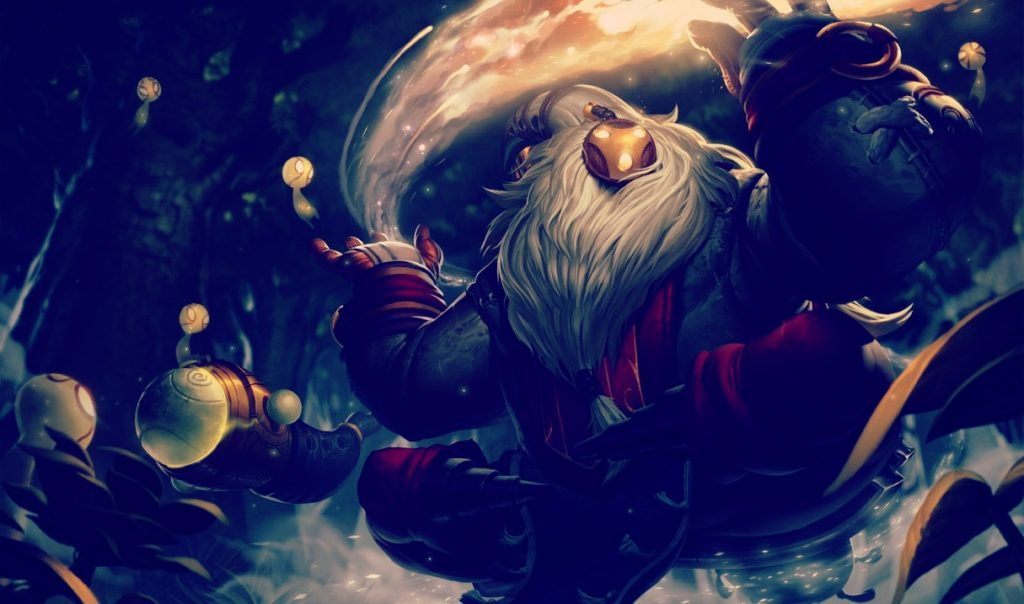 league of legends bard 1024x604 - League of Legends 10.9 Yama Notları