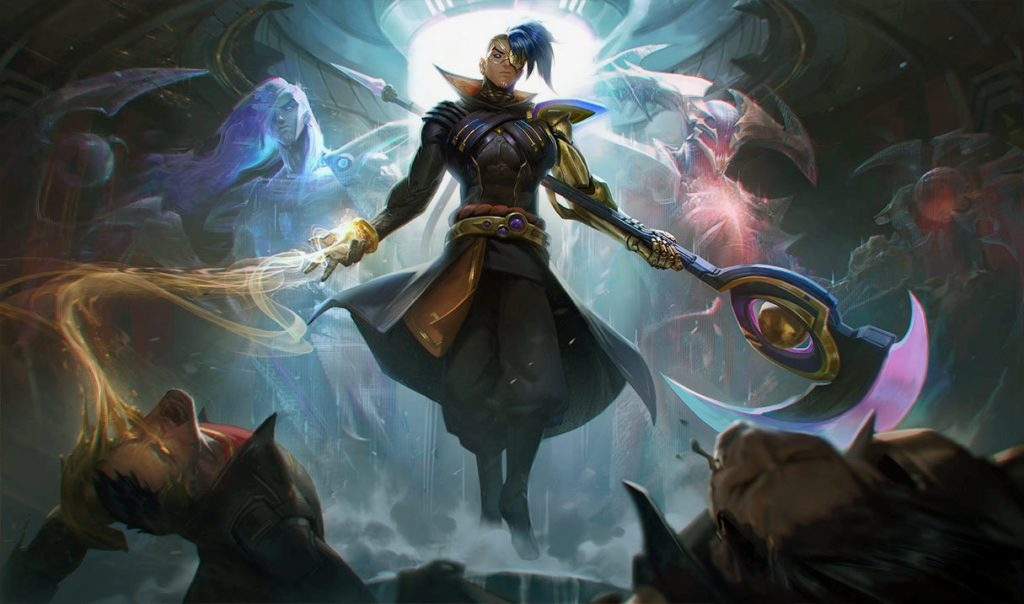league of legends kayn 1024x604 - League of Legends 10.9 Yama Notları