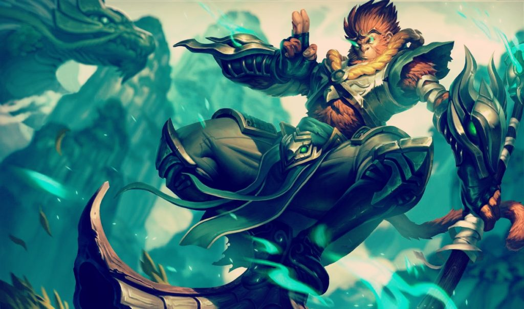 league of legends wukong 1024x604 - League of Legends 10.9 Yama Notları