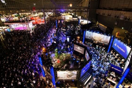 tokyo game show neden iptal edildi