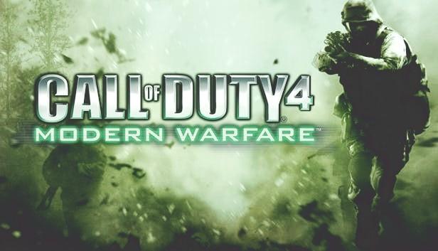 call of duty 4 modern warfare steam indirimleri