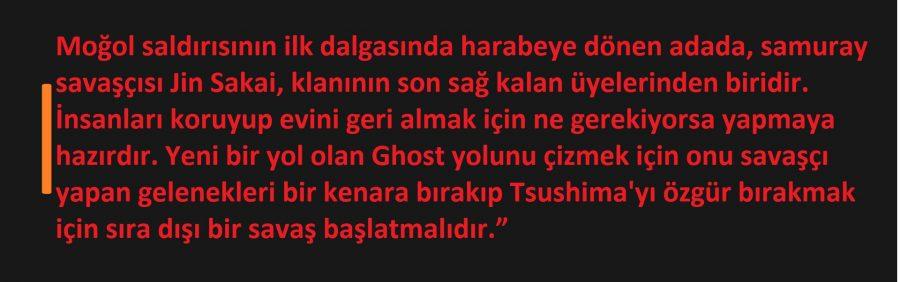 Ghost of tsushima hikayesi nedir - Ghost of Tsushima Metacritic Puanı En Yüksek PS4 Oyunu Seçildi