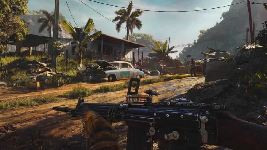 far cry 6 ekran görüntüleri